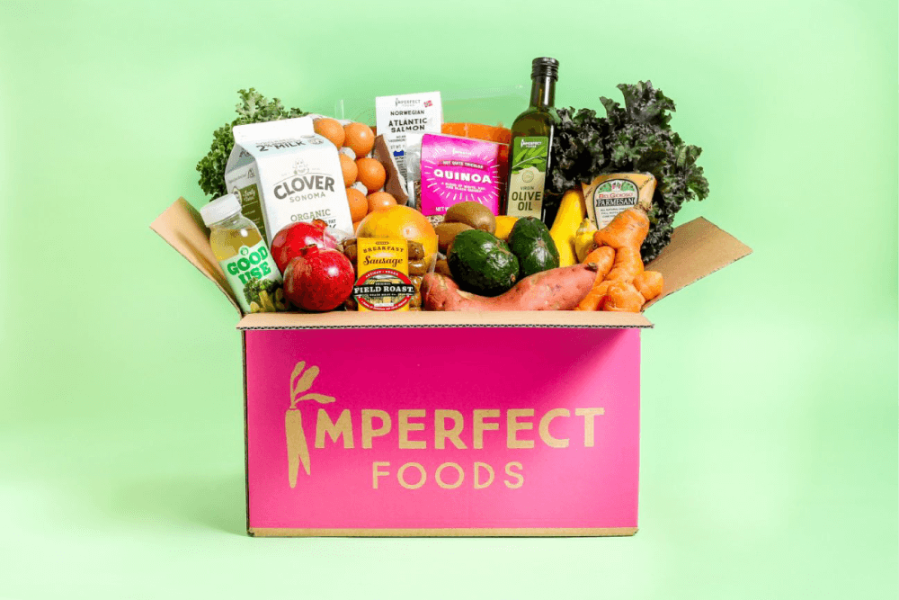 Imperfect Foods: A Way To Combat Food Waste