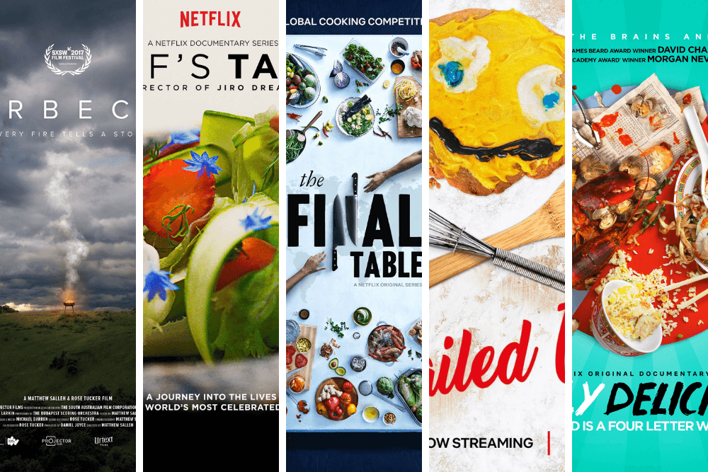 5 Amazing Food Shows On Netflix Right Now