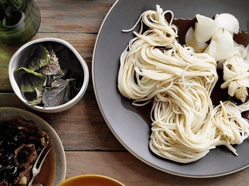 types of japanese noodles