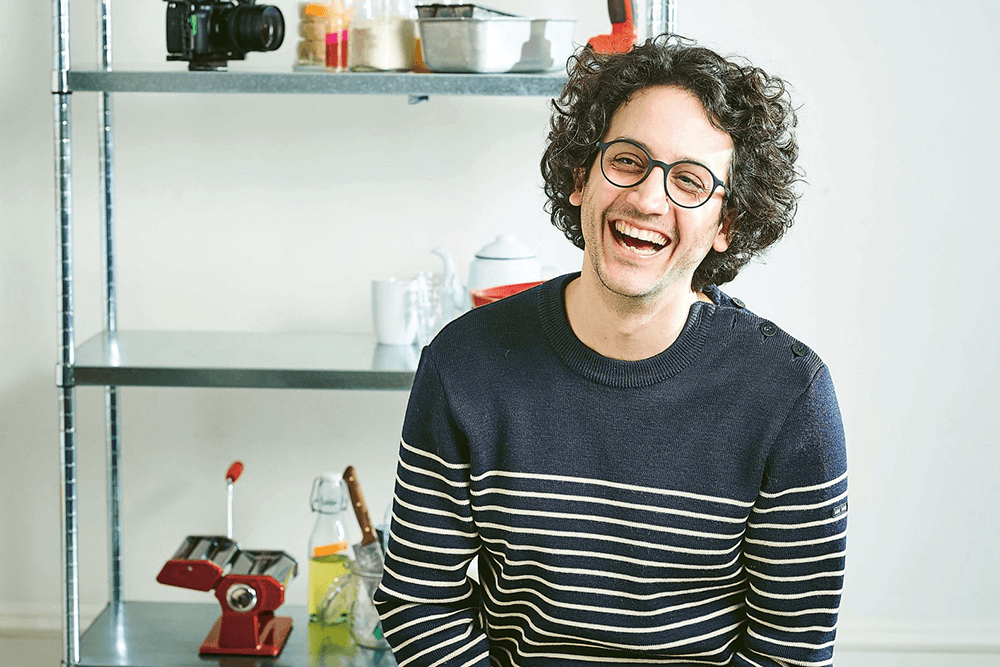 Alex French Guy Cooking: Inspirational Food