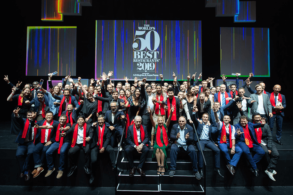 World's 50 Best Restaurants 2019 The Full List