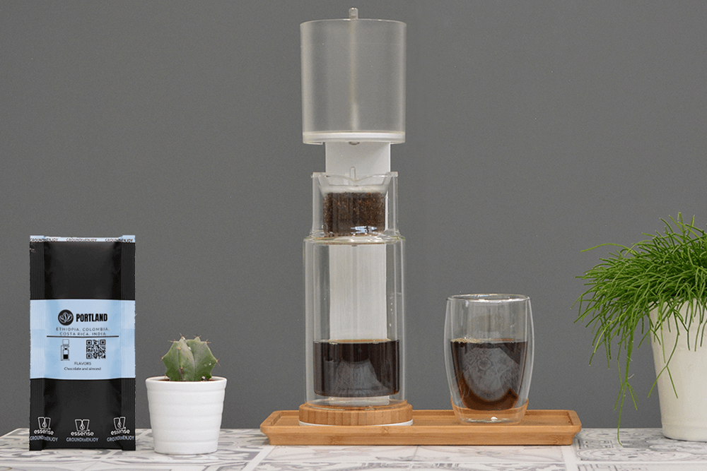 BRRREWER: The New Cold Brew System