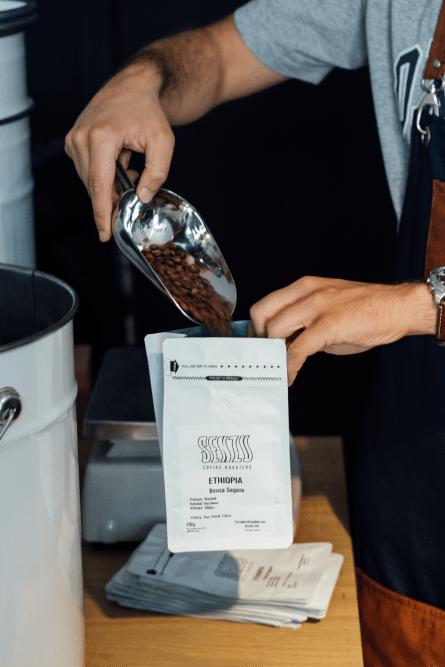 senzu coffee roasters