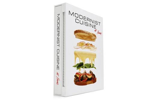 Modernist Cuisine at Home