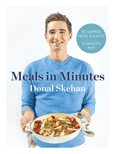 donal's meals in minutes 1