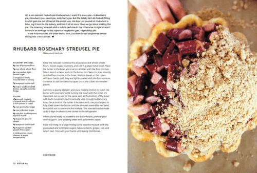 Sister Pie Cookbook