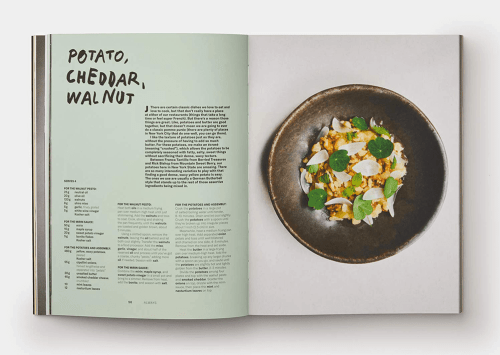 A Very Serious Cookbook