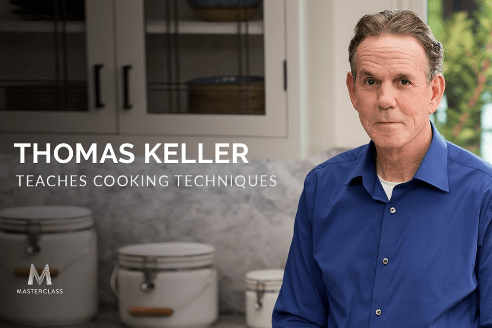 Thomas Keller MasterClass: First Class Review