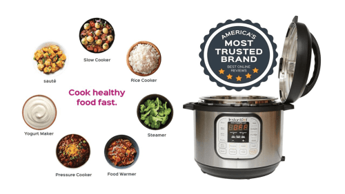 instant pot duo60 6 qt