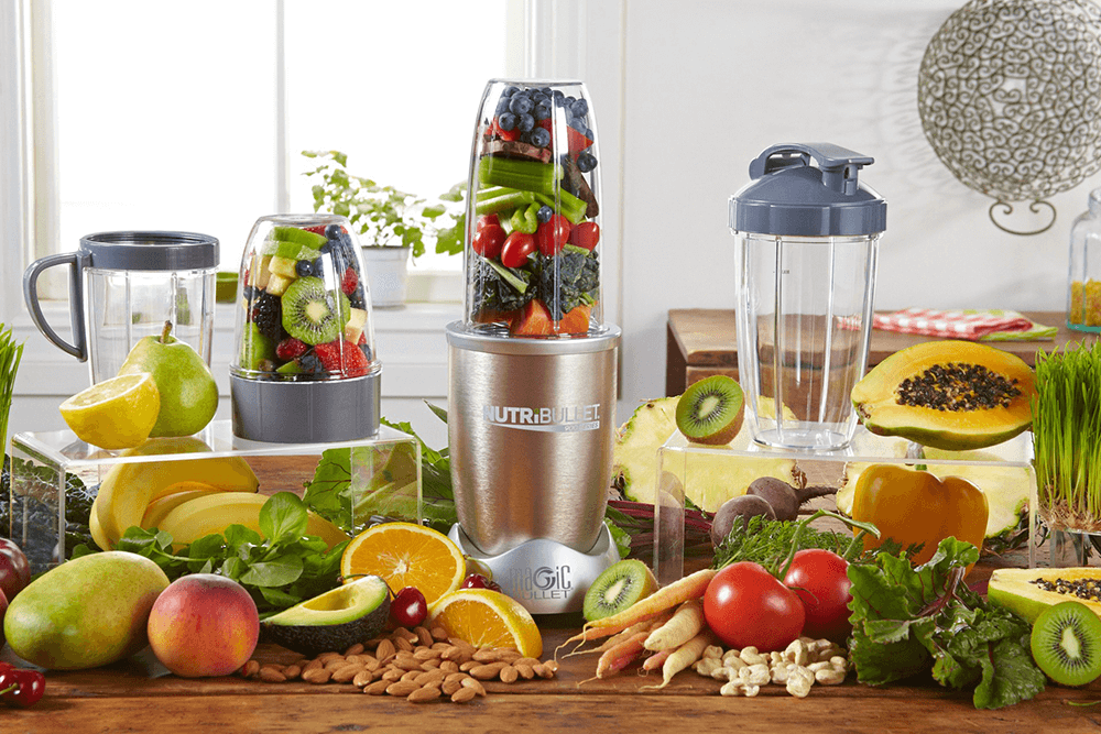 NutriBullet Pro High-Speed Blender Review
