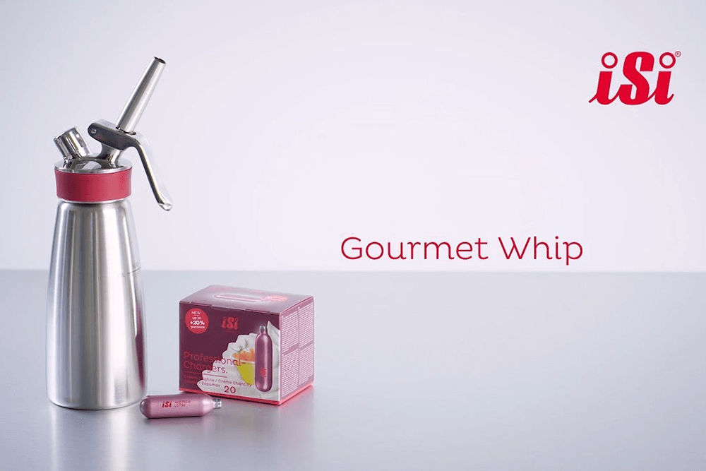 1/2 L Isi Gourmet Whip Review