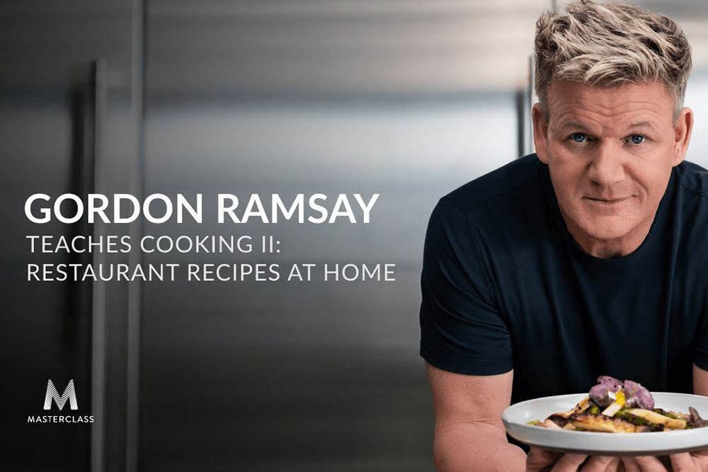 Gordon Ramsay MasterClass: Second Class Review