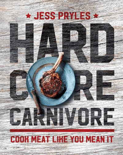 hardcore carnivore cookbook