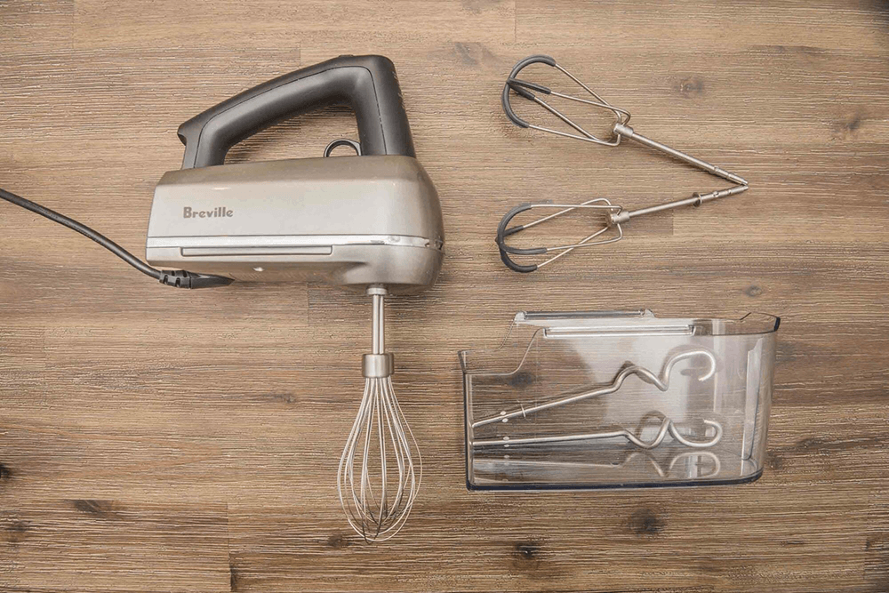 Breville Hand Mixer BHM800SIL Review