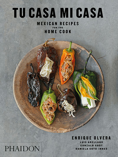 tu casa mi casa cookbook review