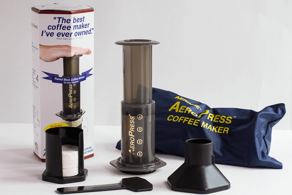 Aeropress Review: The Versatile Brewer