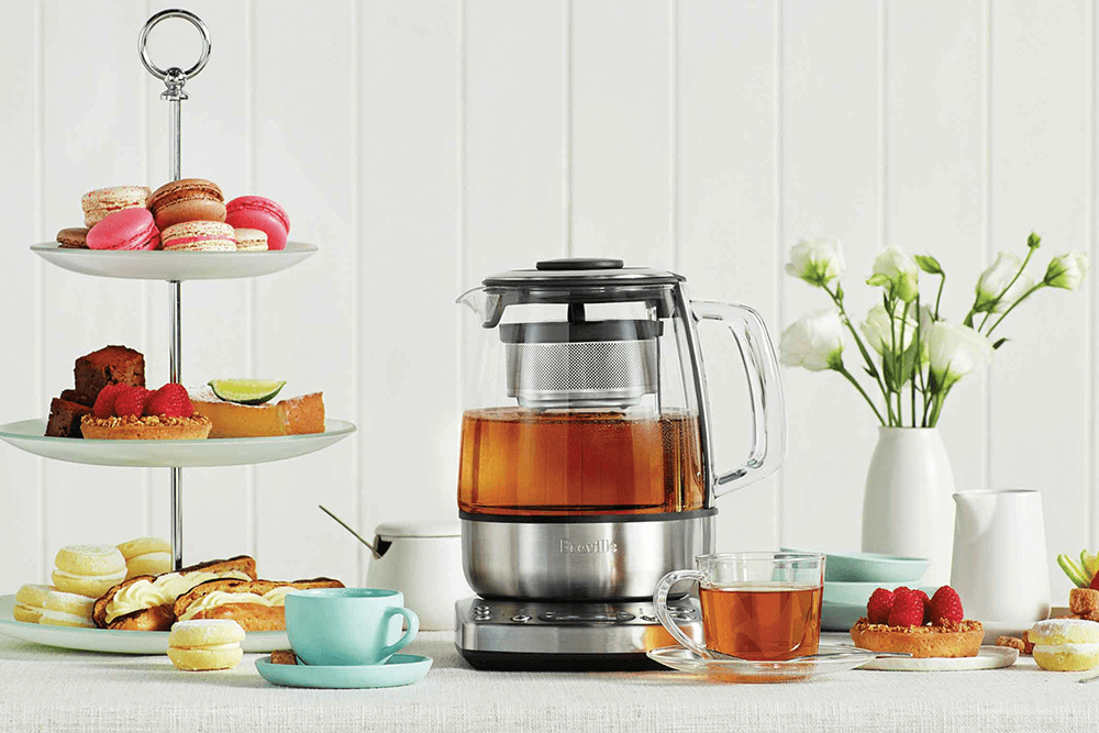 Breville One-Touch Tea Maker Review