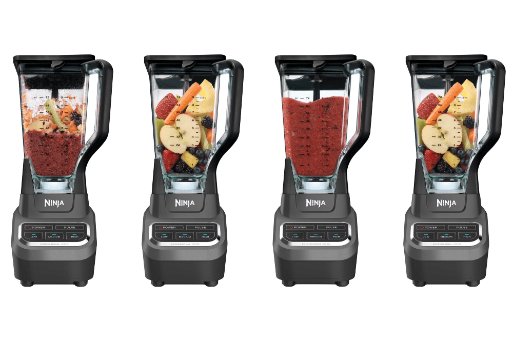 Ninja Professional 72oz Countertop Blender Review