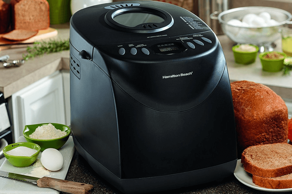 Hamilton Beach Bread Maker