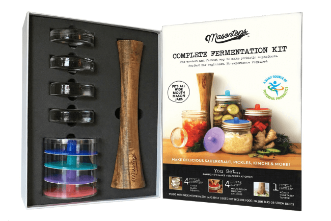 masontops fermentation kit review
