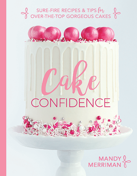 cake confidence cookbook review