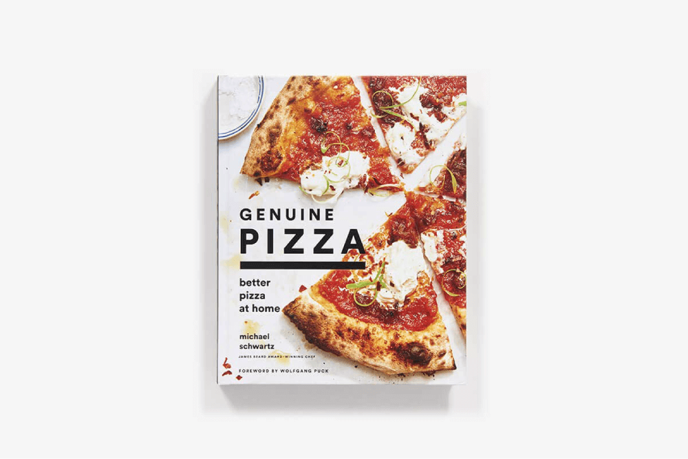 Genuine Pizza Cookbook Review