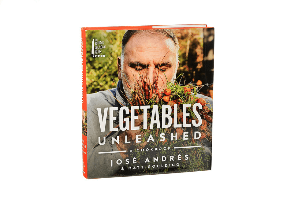 Vegetables Unleashed: A Cookbook Review