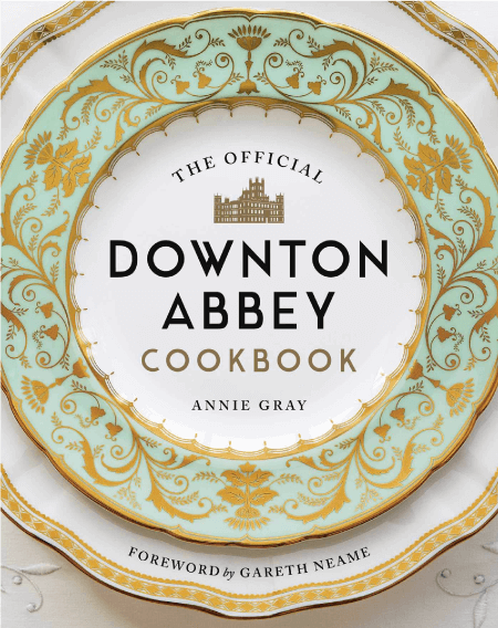 the official downton abbey cookbook review