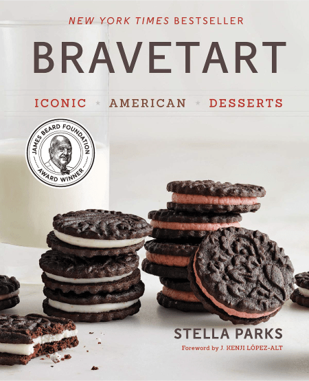 bravetart cookbook