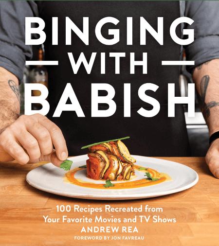 binging with babish cookbook
