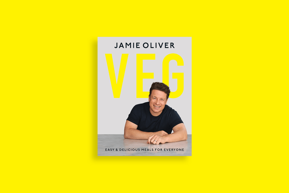 Jamie Oliver Veg Cookbook Review