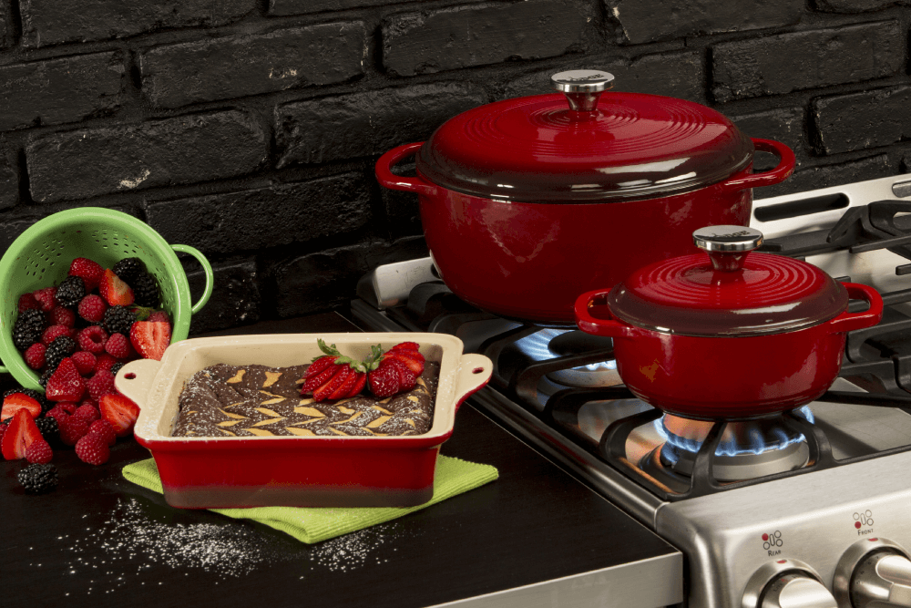 Lodge Enameled Cast Iron Collection Review