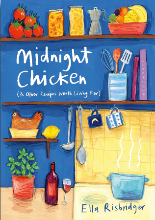 midnight chicken cookbook