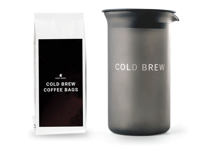 goat story cold brew kit