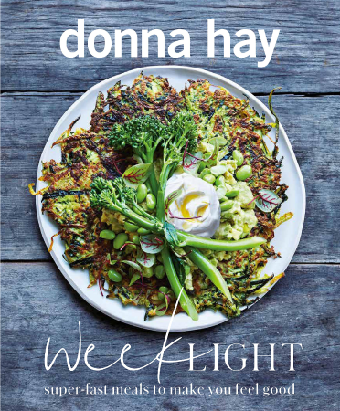 week light donna hay cookbook review
