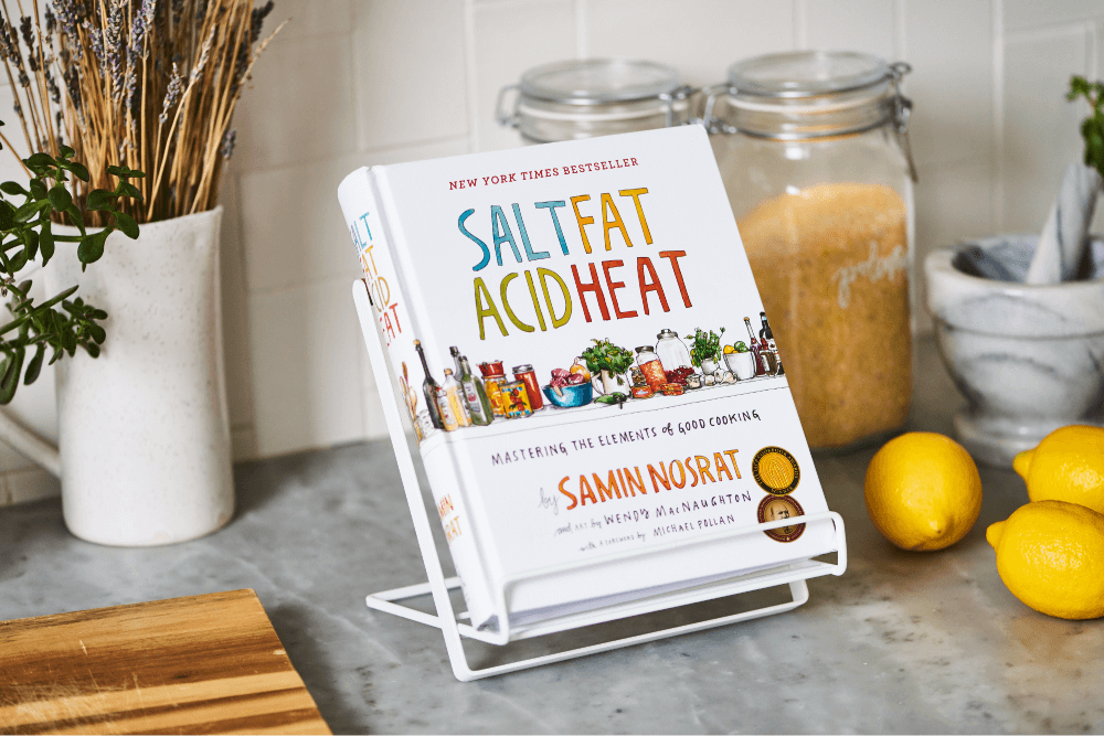 Salt Fat Acid Heat Cookbook Review