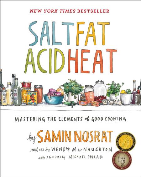 salt fat acid heat cookbook review