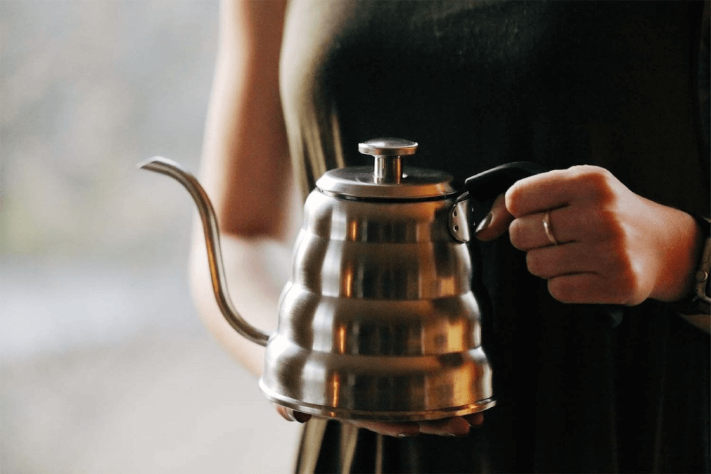 Barista Warrior Pour Over Kettle Review