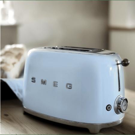 smeg 2 slice toaster review