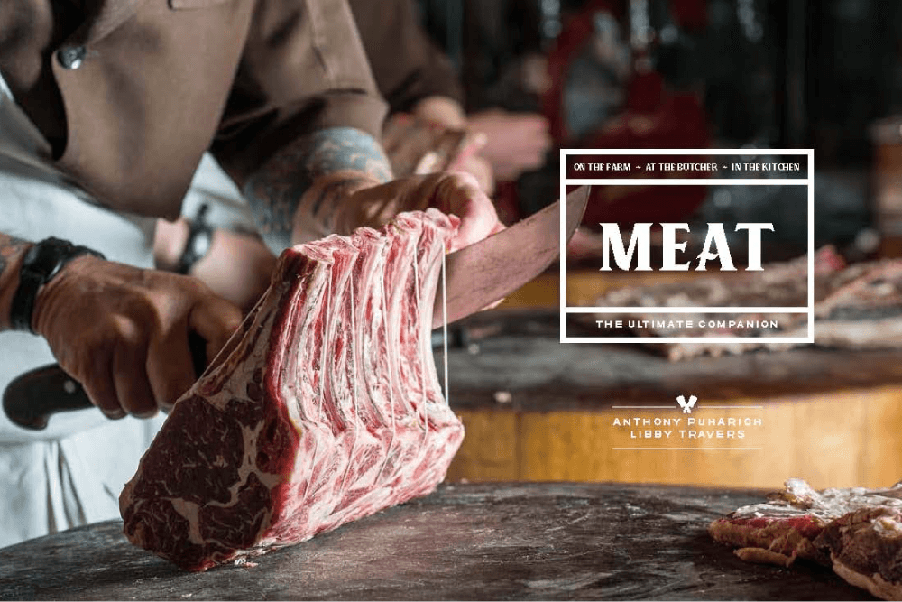 Meat: The Ultimate Companion Cookbook Review