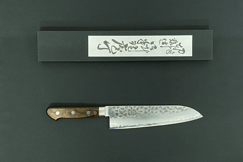 Hitachiya Gokaden Santoku Knife Review
