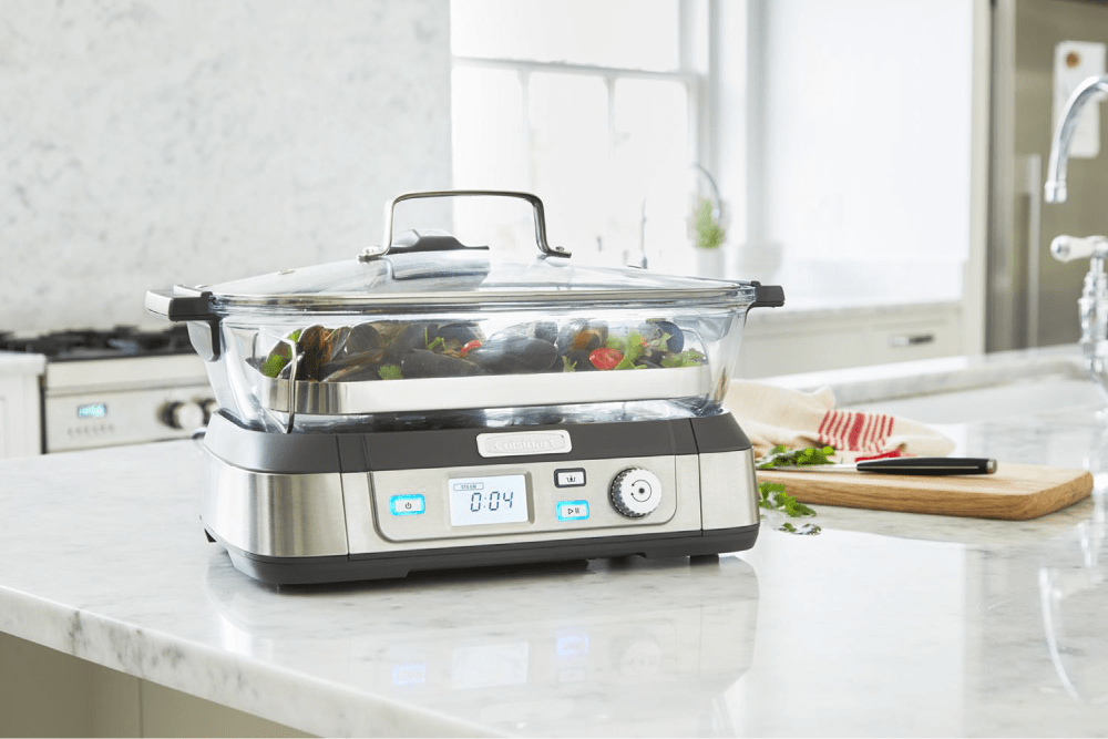 Cuisinart Glass Steamer Review
