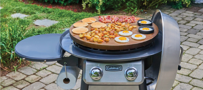 cuisinart 360 griddle review