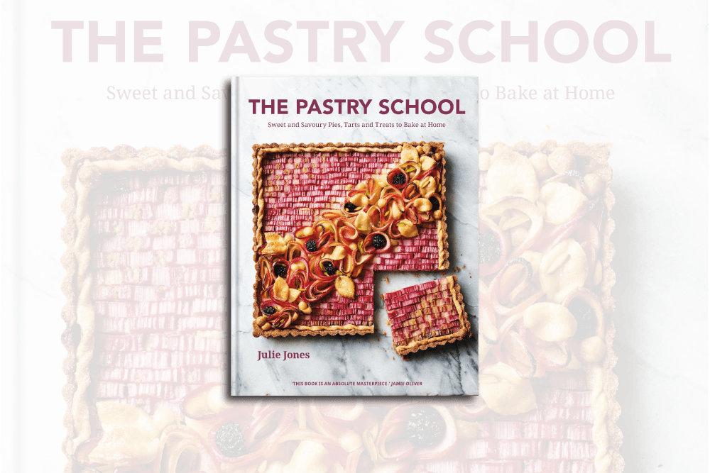The Pastry School by Julie Jones