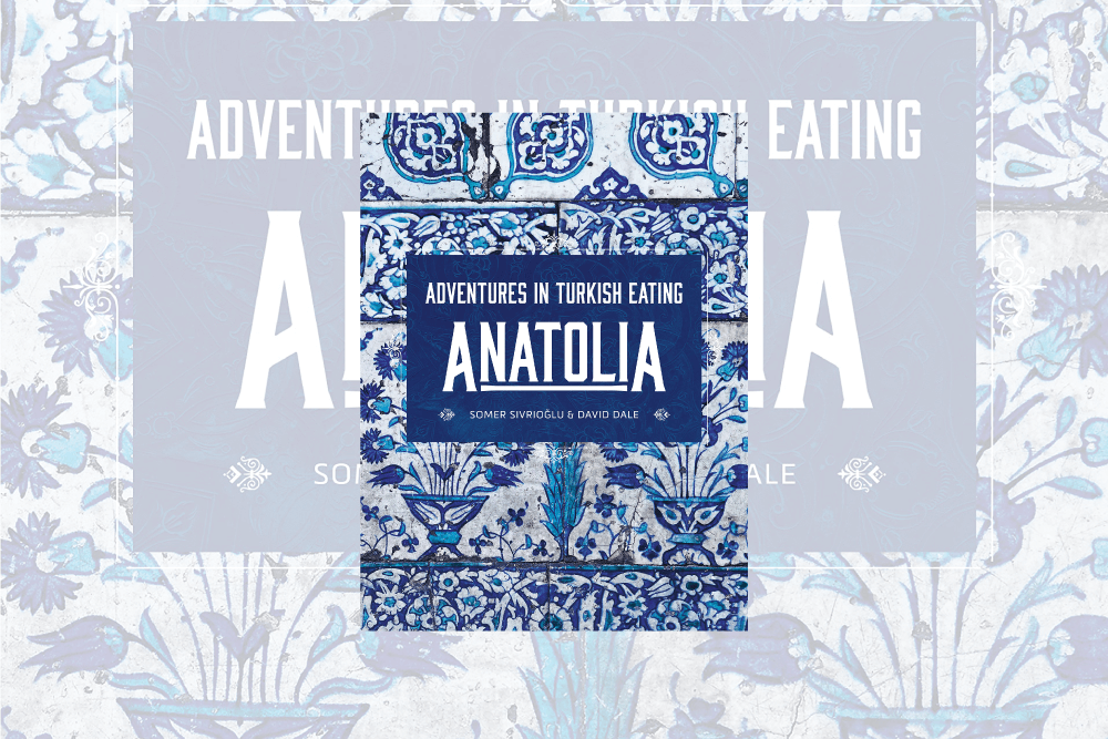 Anatolia Cookbook Review