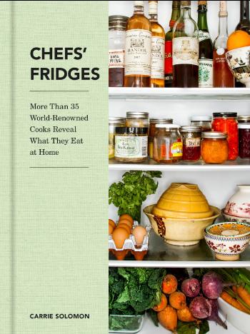 chef's fridges cookbook review