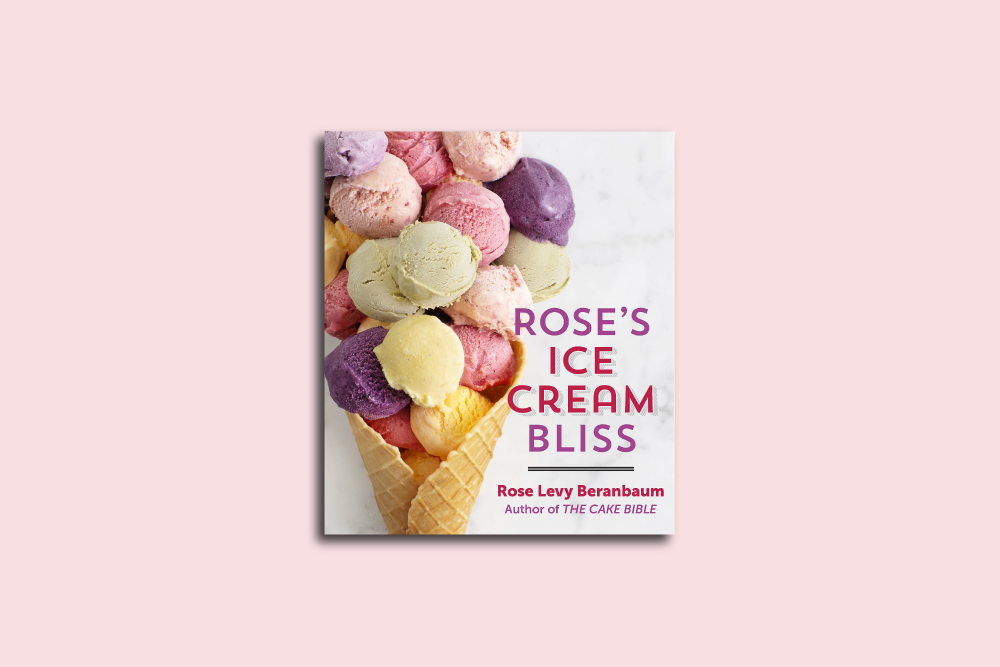 Rose's Ice Cream Bliss Cookbook Review
