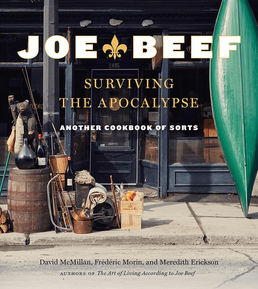 joe beef surviving the apocalypse