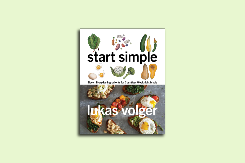 Start Simple Lukas Volger Cookbook Review