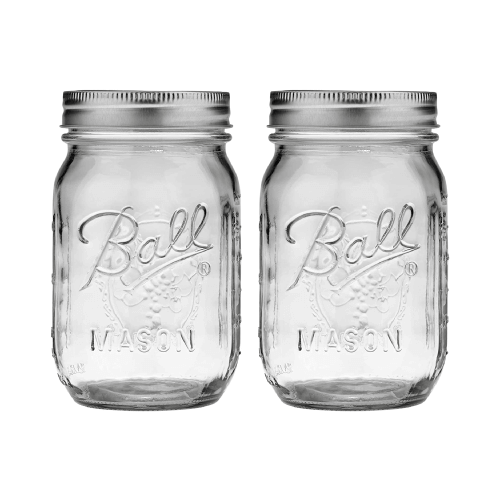 Ball Regular Mouth Mason Jars